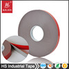 Black White Transparent Grey 3M Auto Foam Tape For Car Accessories