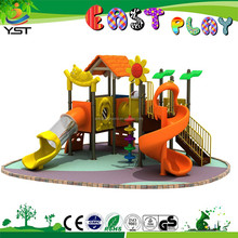 2015 Plastic Spiral outdoor sunray playground structures equipment for children 3 to 15 years old