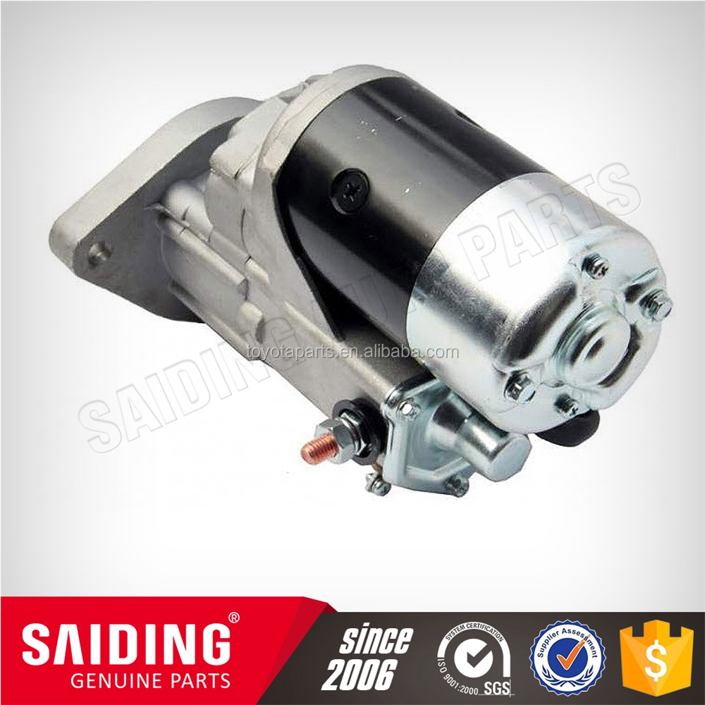 Auto electric Starter motor For toyota land cruiser pickup 1PZ 28100-17040 In Machinery Engine Parts 1990-1995