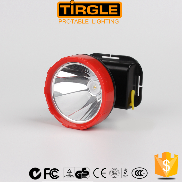wholesale camping fishing hunting led rechargeable headlamp,led rubber tapping light headlamp