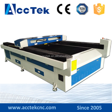 China Acctek good quality 1530 (1390 1325 2030) laser cutting machine for metal and non metal