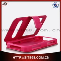 Open Window Silicone Holder Inside Leather Universal Mobile Case Cheap Item To Sell From China