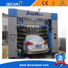decar dk-7f brushless automatic portable car washer with water tank