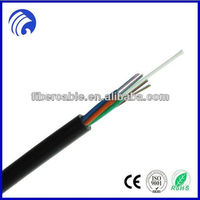 Supply GYFTY FRP Central Strength Member G655 fiber optical cable