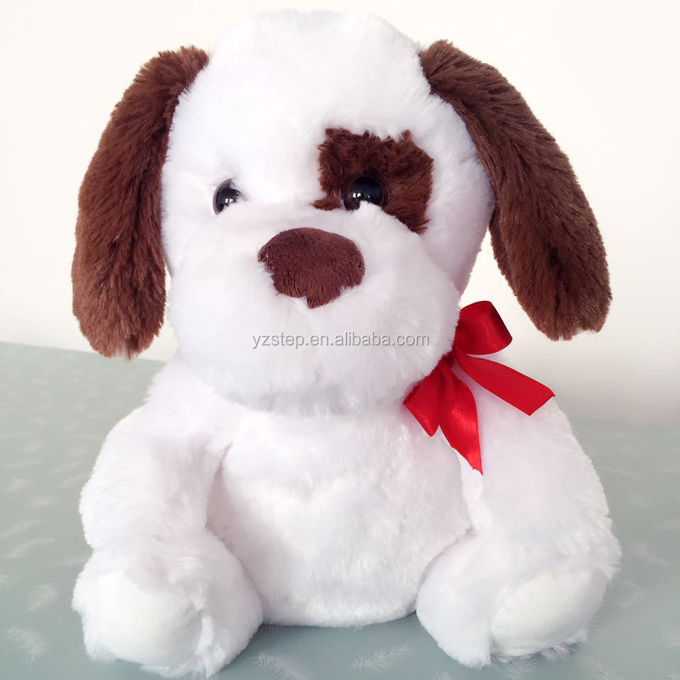 Customized LED Plush Toys Dog Plush Toys LED Night Glowing Puppy