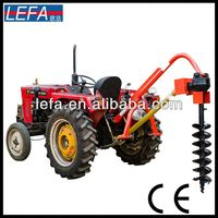 3 Point PTO tractor hole digging machine