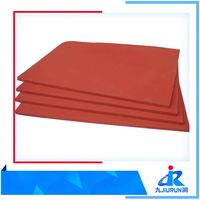 High Density Colorful Foam Rubber Insulation