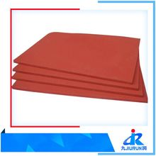 High Density Colorful Foam Rubber Insulation Sheet