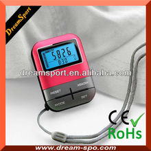 "USB Pedometer With ""flexi "" Plug Attached DP-798"