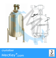 crystallization concentrate equipment
