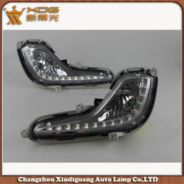 low price led fog light, best selling car interior, led fog lamp for accent 2011