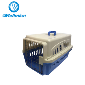Simple Design Plastic Wholesale Travel Pet Cage,Pet Carrier