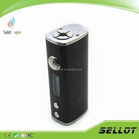 Hot !!! Top Vapor Factory Direct Temperature Control Mod 60 Watt Mini Zero Mod 60W Zero V2 Box Mod with good quality