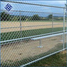 30 Years' factory supply chain link fence panels dog kennel