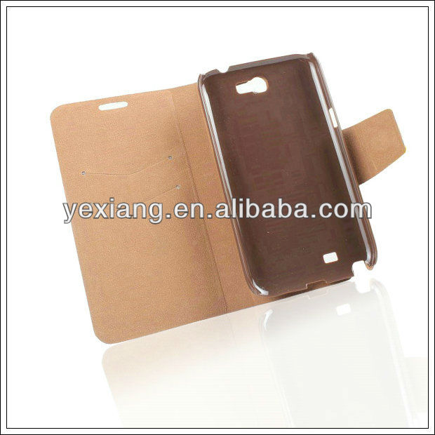 Multifunction hot selling cell phone wallet case for Samsung Galaxy i9300
