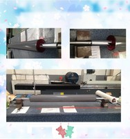 High quality Coating Ceramic Anilox Roller in printing machinery parts