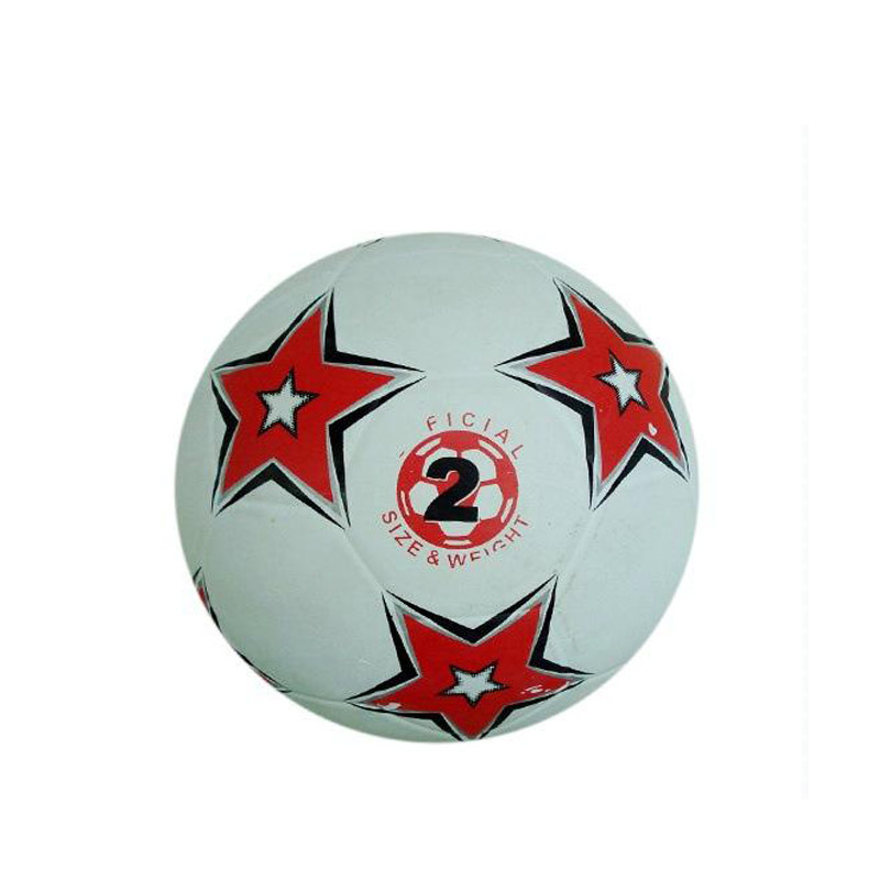 Top Quality Rubber Smooth Surface Football Wholesale From China