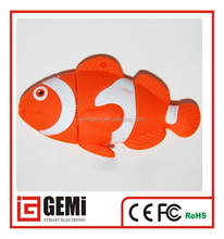 Bulk items 2016 china usb flash drive cartoon Nemo 8gb pen drive high speed fish usb memory stick