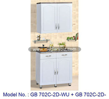 White Kitchen Wall Hanging Cabinet Furniture, kitchen cupboard malaysia buffet table, pantry cupboards furniture base cabinets