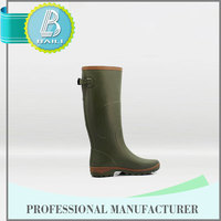 Hot selling 10 Years experience Removable Rain walmart boots