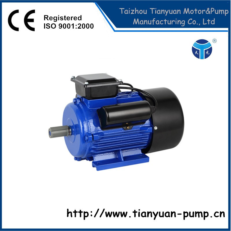Yl 220v electric motor buy 220v electric 3hp 220v single phase motor