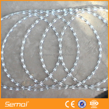 Concertina Razor Wire / Galvanized Concertina Razor Wire / Hight Security Razor Barbed Wire