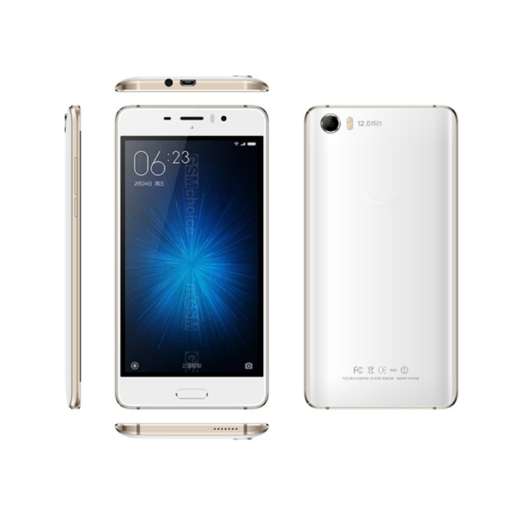 "New Products! 5.5"" HD Screen Android Smartphone MTK6580 Quad Core Dual SIM 3G All China Mobile Phones Models"