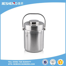 unique food grade stainless steel bulk food storage container