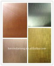 mill finish /anodized/orange peal/brushed coating aluminum coil/sheet for different usage