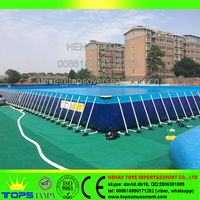 Customized Equipment/pedal Boat Stimulating Floating Water Park