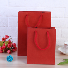 Plastic factory price fashion show gift bags with CE certificate