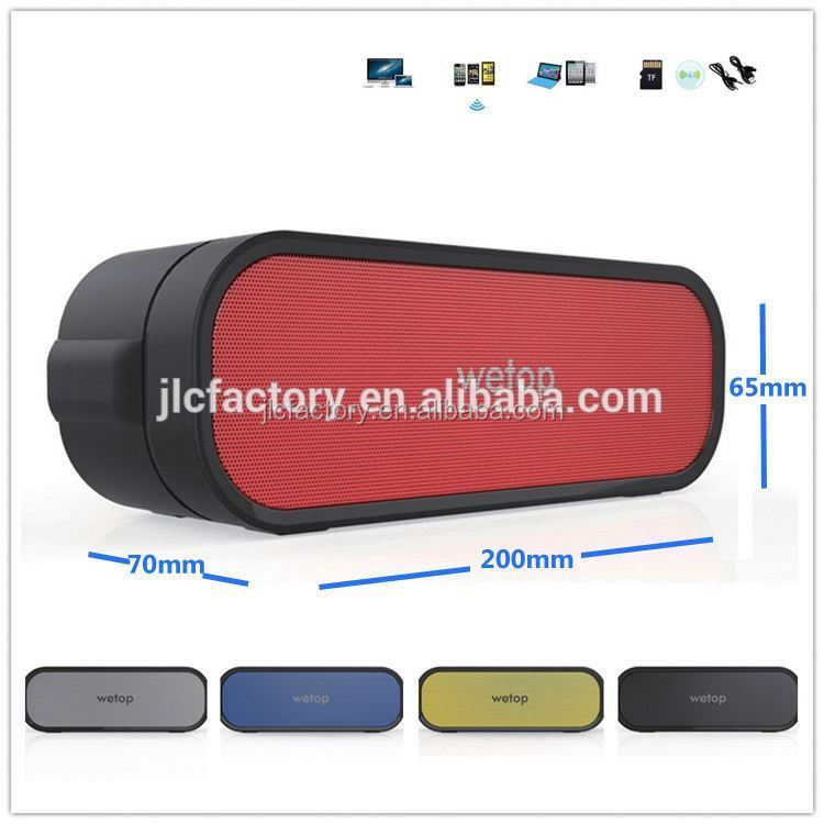 waterproof 4.0 bluetooth mini music car speaker manual Factory Supplier for phone with microphone,for promotion