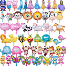 Wholesale Party Birthday Foil Balloons Birthday Balloons Suit Hot Selling Birthday Supplies ballon
