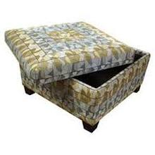 colorful fancy cute storage stool ottoman