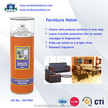 Aristo 400ml Aerosol Furniture Polish Spray