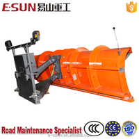 ESUN CLYC-3400 Hydraulic drive snow cleaning plow