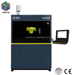 ZRapid Industrial SLM metal melting 3D printing machine, new SLM 3d printing system, metal 3d printers