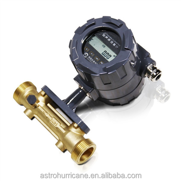 DN15mm~40mm pipe used ultrasonic waste water flow meter
