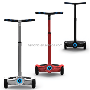 Hot selling fashionable stand up 300W*2 6.5 Inch mobility scooters electric