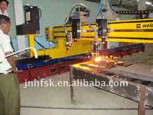 Factory Price Huafei Heavy-Duty Multi Torch Gantry/Table/Portable/Mini Sheet Metal CNC Plasma Cutting Machine