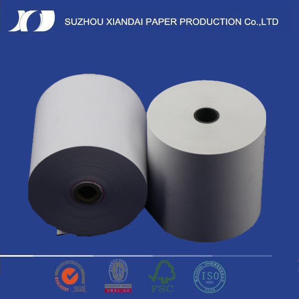thermal printer roll / thermal paper cash rolls / pos terminal paper