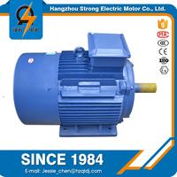 Three phase asynchronous foot mounted ac induction motor