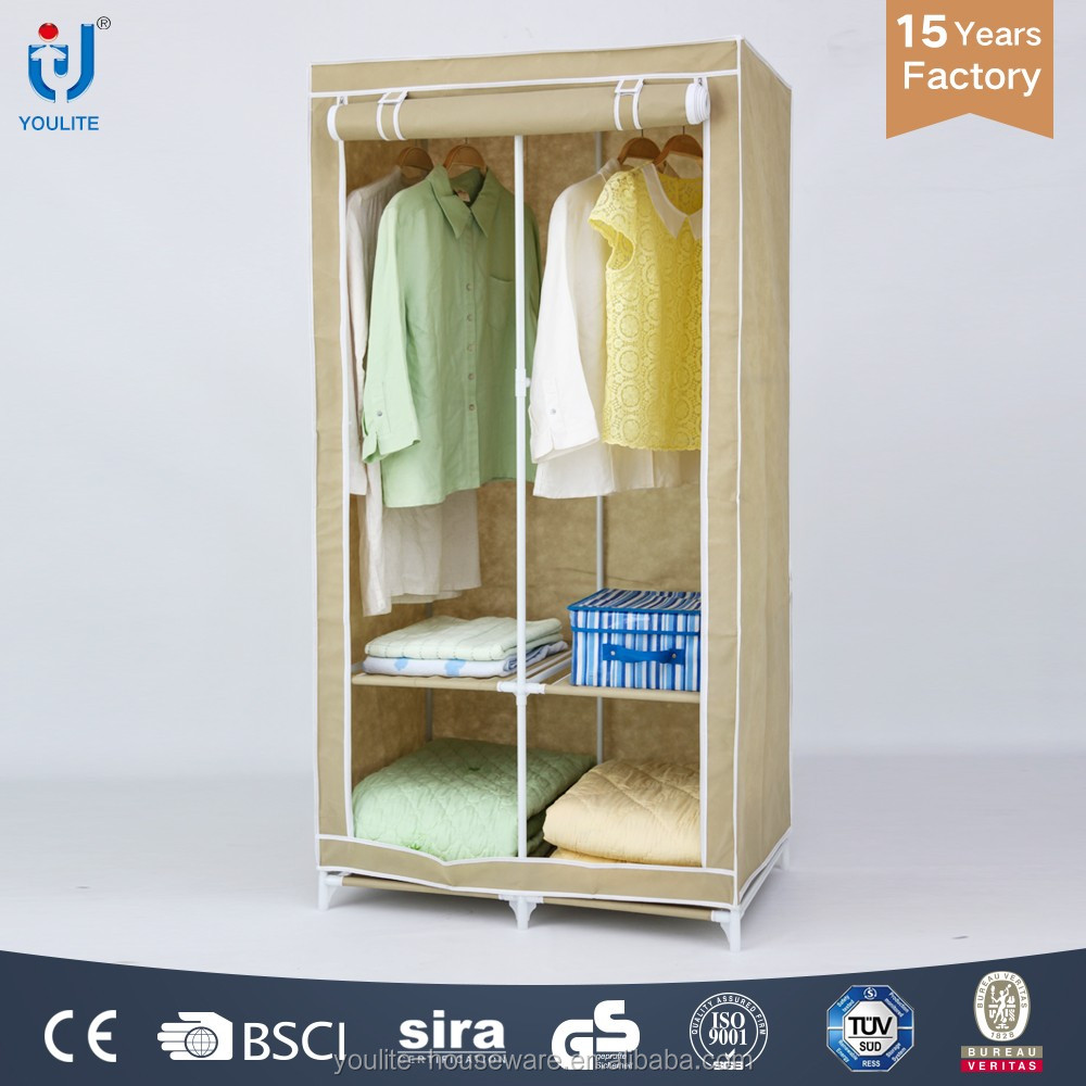 fast supplier high qulity clothes wardrobe for sale