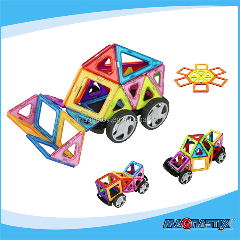 No.8305-20pcs Magnetic Blocks Toys for Kids Intellctual DIY Toy Small Plastic Toys for Children Building Models Supplier