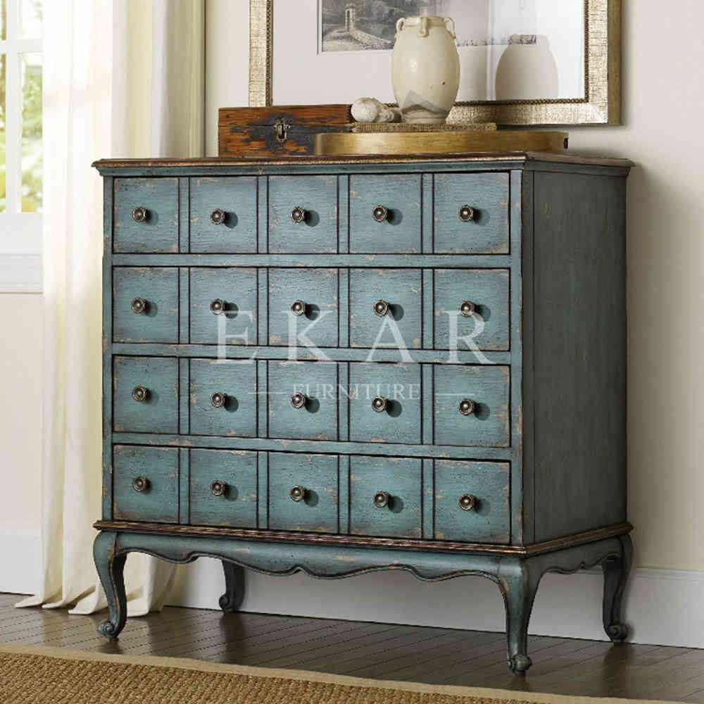 Indian done inlay furniture wooden chest of drawers buy for Indian furniture