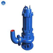 single stage heavy duty submersible dredge pump