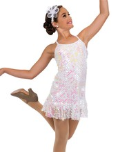 2017 the new adult girls Latin/jazz dance costumes/ballroom latin dress AJ-2017-081