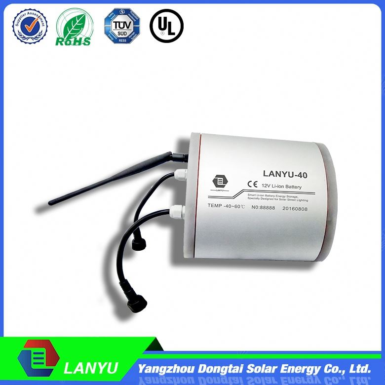 26650 li-ion battery pack 12v 40ah lifepo4 battery sealed electric wheelchair/golf car battery /LYLIBR12V40B323