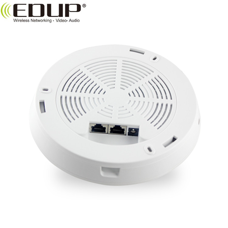 2.4&5.8Ghz 750Mbps dual-Band ceiling-mount design Access point