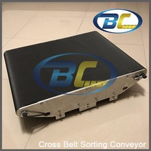 Postal Sorter Conveyor for Express / Courier / Logistic Company / CEP, Cycling Economical Sorting Machine, Cross Belt Sorter
